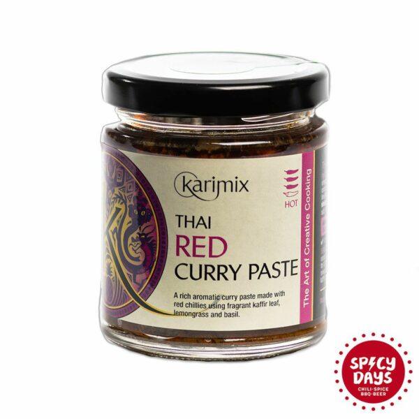 Karimix Thai Red Curry Pasta 175g 1