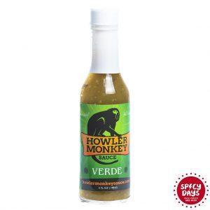 Howler Monkey Verde ljuti umak 148ml