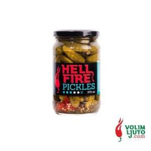 Hellfire pickles Volim Ljuto