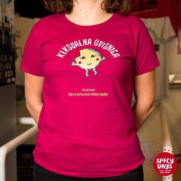 Keksualna Ovisnica majica 1