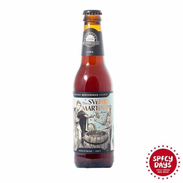 Medvedgrad pivo Sv. Martina 0,33l