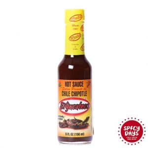 El Yucateco Chile Chipotle 150ml ljuti umak