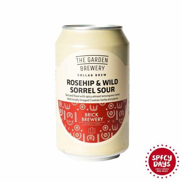 Garden Brewery Wild Sorrel & Rosehip sour 0,33l