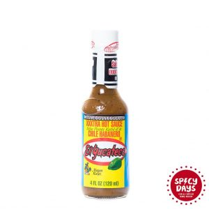 El Yucateco Chile Habanero XXXTRA HOT 120ml ljuti umak