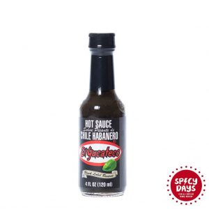 El Yucateco Chile Habanero Black Label Reserve 120ml ljuti umak