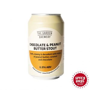 Garden Brewery Chocolate & Peanut Butter Stout 0,33l