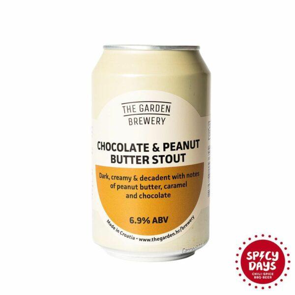 Garden Brewery Chocolate & Peanut Butter Stout 0,33l