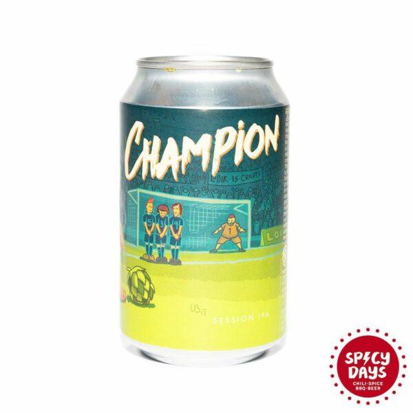 Lobik Champion 0,33l 1