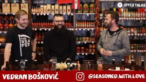 Spicy Talks HFBC - S03E01 - Vedran Bošković (Seasoned with love)