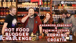 Spicy Talks HFBC - S03E03 - Kasandra Draganić i Zvonimir Ferina (Forking Croatia)