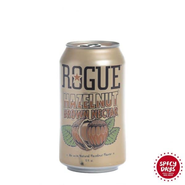 Rogue Hazelnut Brown Nectar 0,355l LIM 1