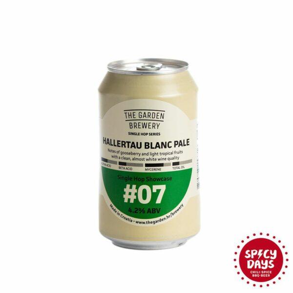 Garden Brewery Hallertau Blanc Pale 0,33l