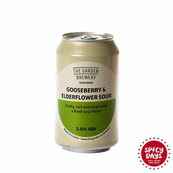 Garden Brewery Gooseberry & Elderflower Sour 0,33l