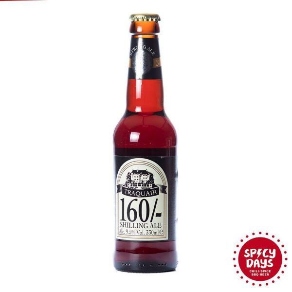 Traquair 160 Ale 0,33l 1