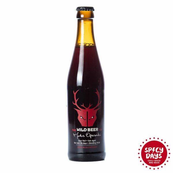 The Wild Beer Modus Operandi 0,33l