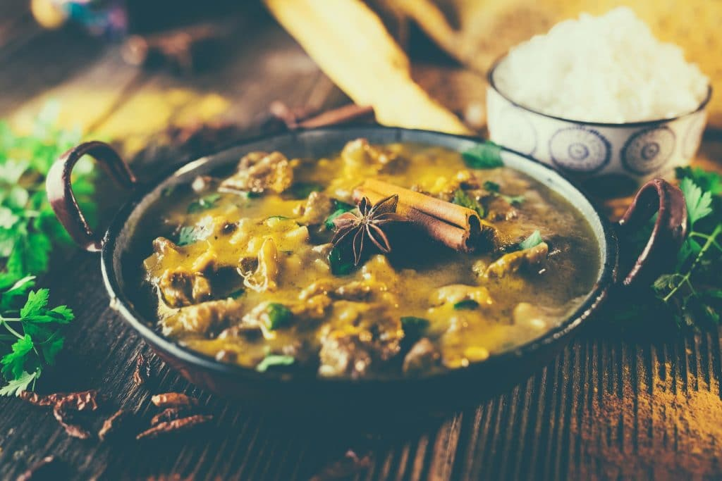 Začini me: Curry
