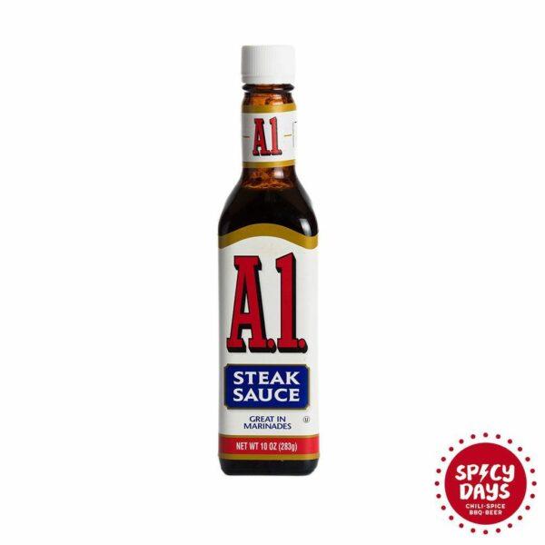 A1 Steak Sauce Original BBQ umak 283g 1