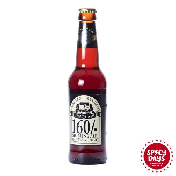 Traquair 160 Ale 0,33l 2