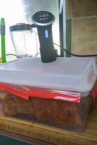 BBQ rebarca iz pećnice?