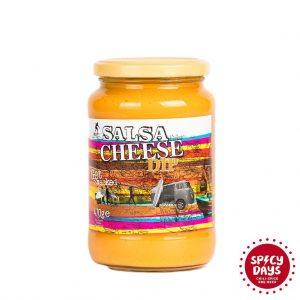 Salsa Cheese Dip - umak od sira 470g 5