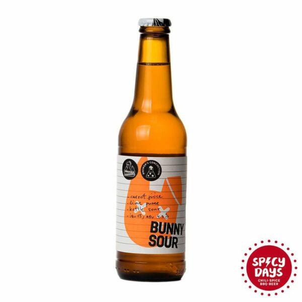 Zmajska pivovara Bunny Sour 0,33l 6