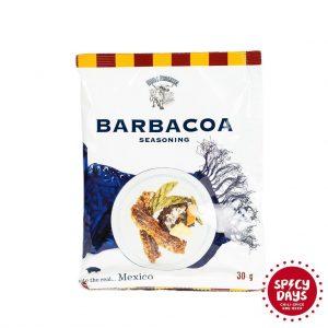 Barbacoa - meksička mješavina začina 30g 4