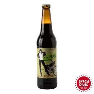 Hajsonberg Black Betty 0,50l