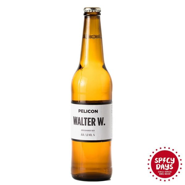 Pelicon Walter Wheat 0,50l 1