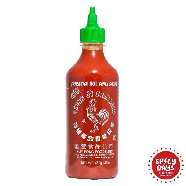 Huy Fong Sriracha ljuti Chili umak
