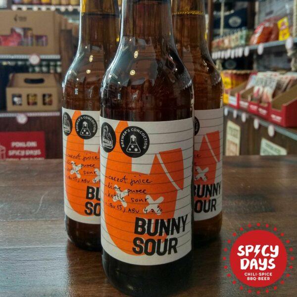 Zmajska pivovara Bunny Sour 0,33l 2