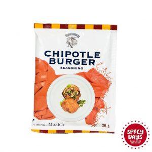 Chipotle Burger - meksička mješavina začina 30g 4