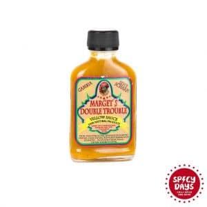 Marget's Double Trouble Yellow sauce ljuti umak 100ml