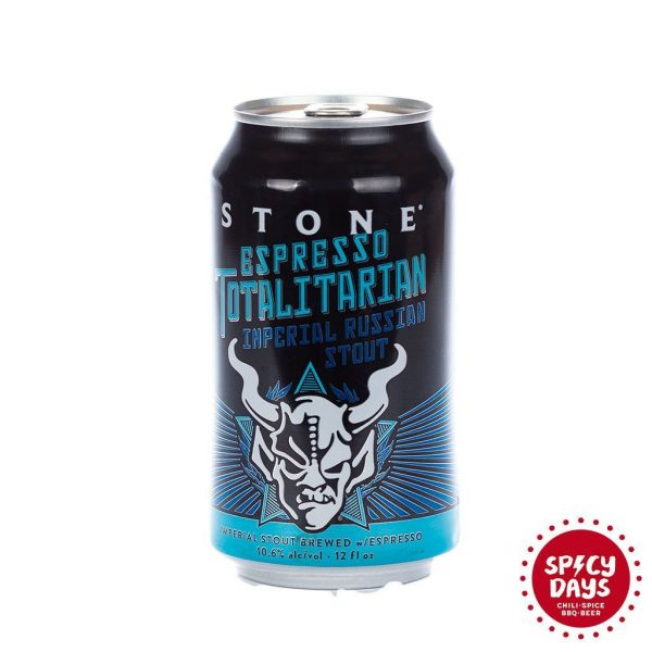 Stone Brewing Espresso Totalitarian IRS 0,355l 1