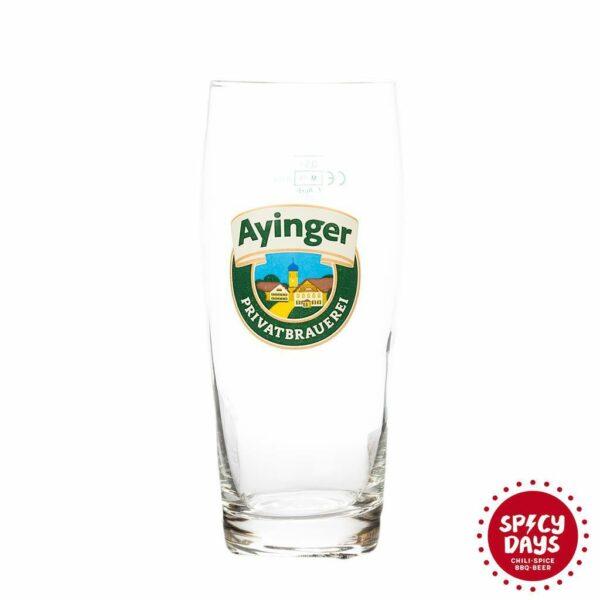 Ayinger čaša 0,50l 4
