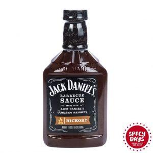 Jack Daniels Hickory BBQ umak 539g 3