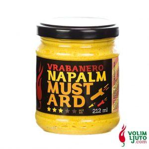 Napalm Mustard 212ml Volim Ljuto