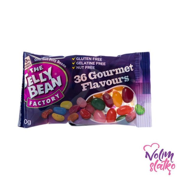Jelly Bean Factory Gourmet Jelly Beans 50g 1