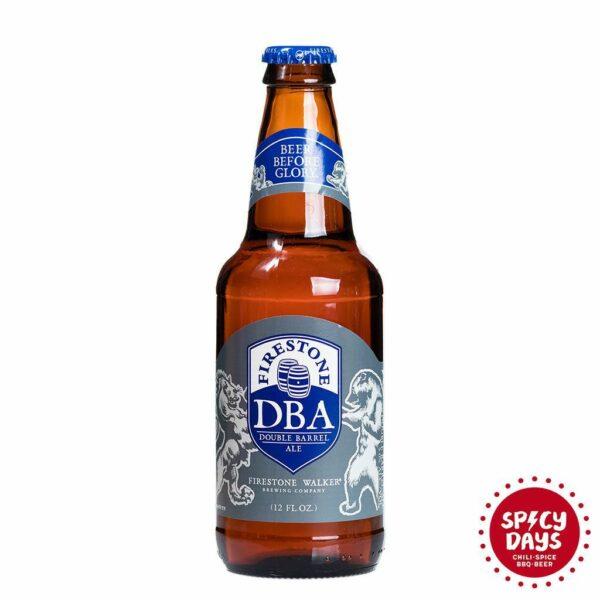 Firestone DBA (Double Barrel Ale) 0,355l 1