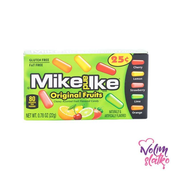 Mike & Ike Original 22g 2