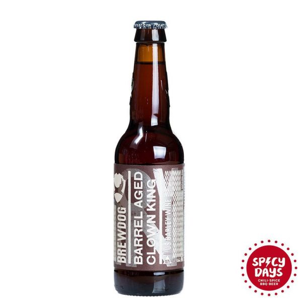Brewdog Barrel Aged Clown King 0,33l 2