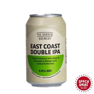 Garden Brewery East Coast Double IPA 0,33l