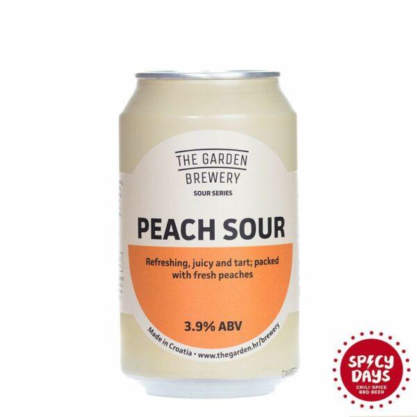 Garden Brewery Peach Sour 0,33l