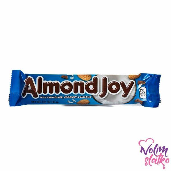 Almond Joy Bar 45g 1