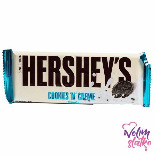 Hershey's Cookies & Creme Bar 43g