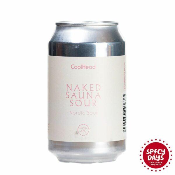 Coolhead Naked Sauna Sour 0,33l 1