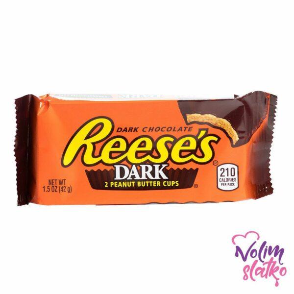 Reese's 2 Dark Chocolate Cups 42g 1