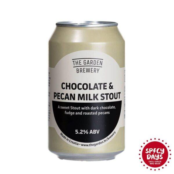 Garden Brewery Chocolate & Pecan Milk Stout 0,33l 1