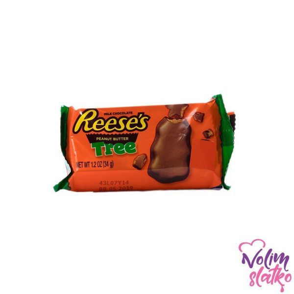 Reese's Peanut Butter Christmas Tree 34g 3