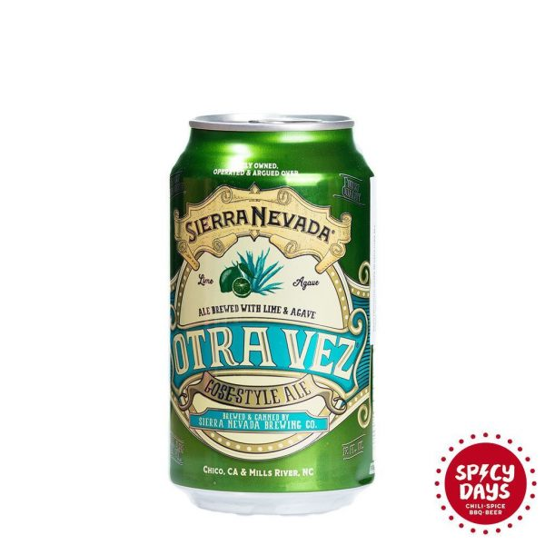 Sierra Nevada Otra Vez Lime and Agava 0,355l