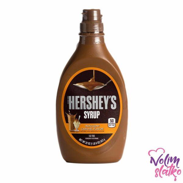 Hersheys Caramel Syrup 623g 2